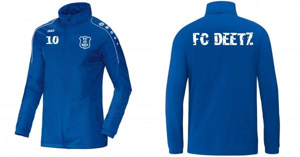 FC Deetz Allwetterjacke Team