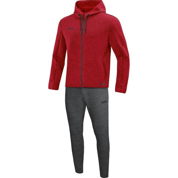 JAKO Jogginganzug Premium Basics mit Kapuze
