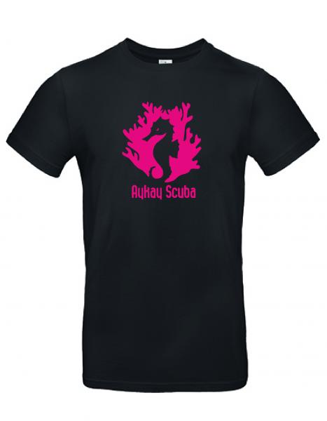 AyKay Scuba T-Shirt #E190 schwarz