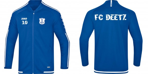 FC Deetz Freizeitjacke Striker 2.0
