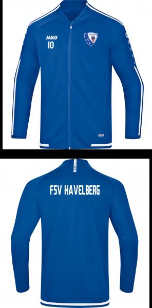 FSV Havelberg Freizeitjacke Striker 2.0