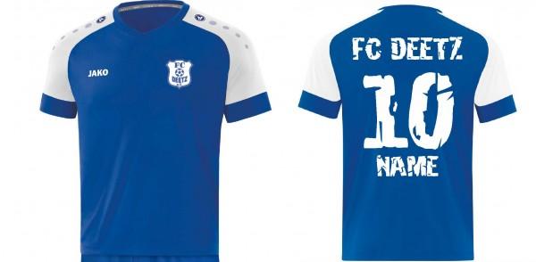 FC Deetz Trikot Champ 2.0 KA