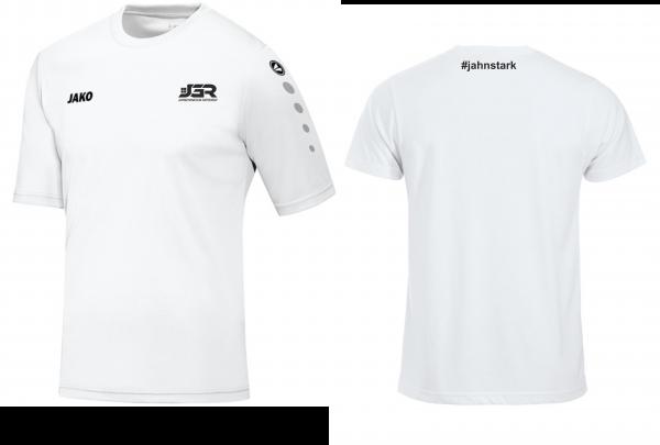"""JGR"" Sportshirt Weiß"