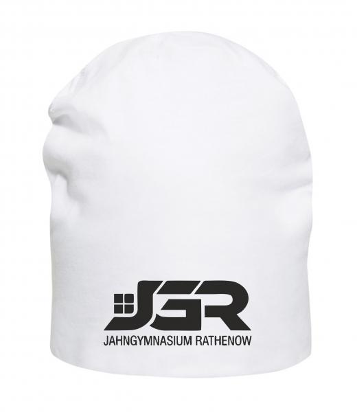 """JGR"" Sanco Mütze Weiß"