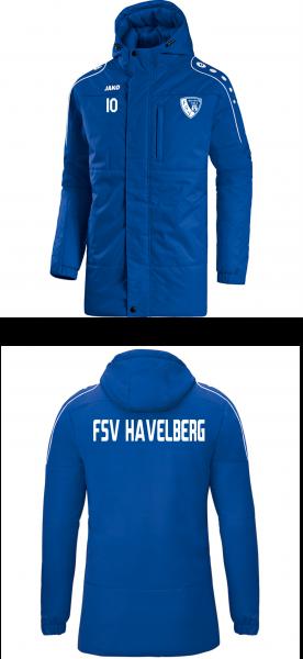 FSV Havelberg Coachjacke Active