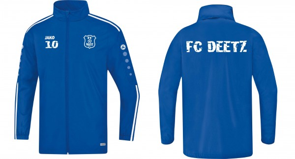 FC Deetz Allwetterjacke Striker 2.0