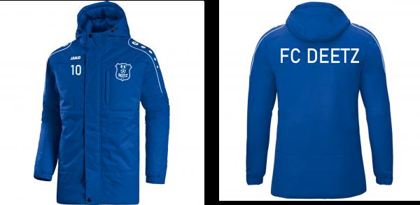 FC Deetz Coachjacke Active