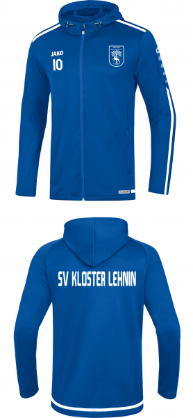 SV Kloster Lehnin Kapuzenjacke Striker 2.0