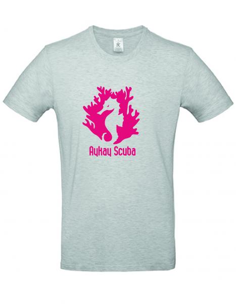 AyKay Scuba T-Shirt #E190 grau