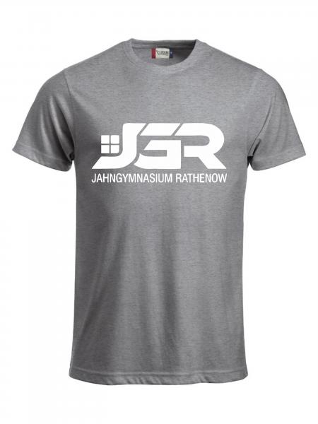 """JGR"" Classic T-Shirt Grau"