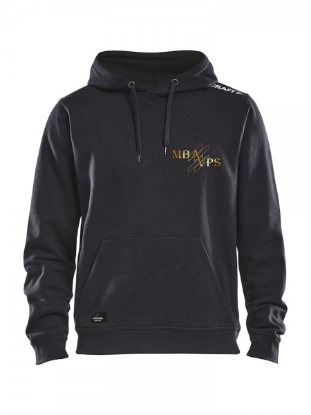 """Master Big All"" Hoody schwarz"
