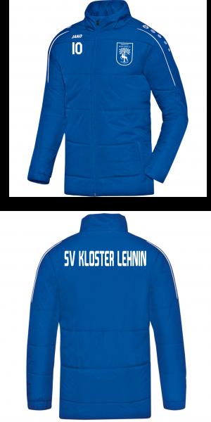 SV Kloster Lehnin Coachjacke Classico