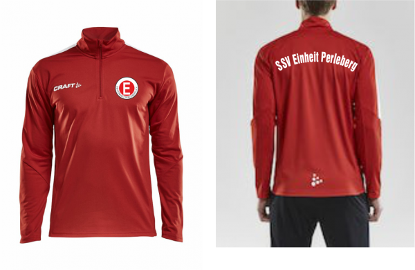 Perleberg Progress Halfzip LS TT