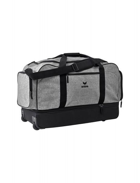 Erima Travel Line Rollentasche mit Bodenfach