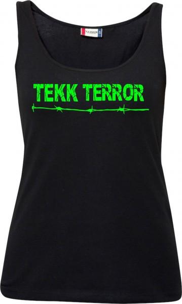 TEKK TERROR Tank Top