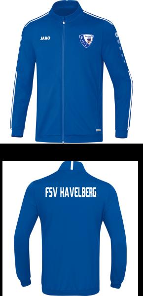 FSV Havelberg Polyesterjacke Striker 2.0
