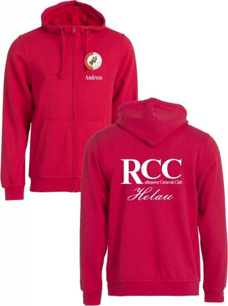 RCC Sweatjacke inkl. Druck