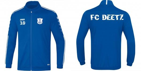 FC Deetz Polyesterjacke Striker 2.0