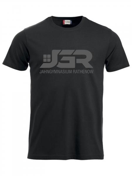 """JGR"" Classic T-Shirt schwarz"