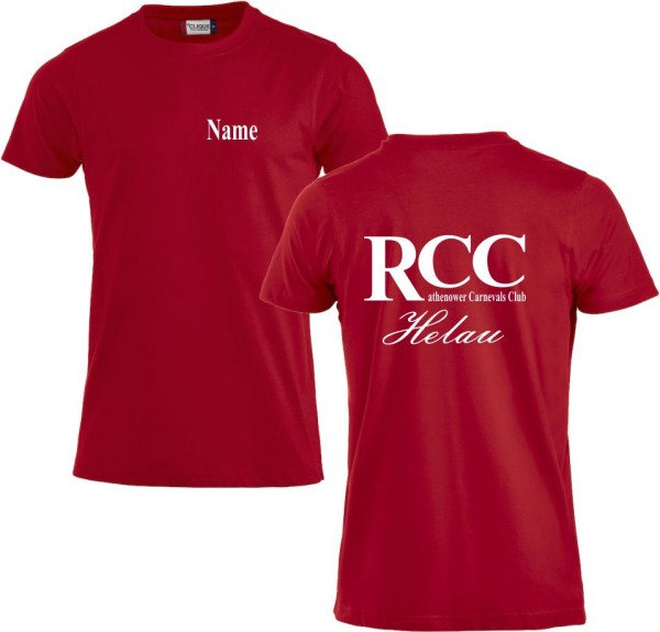 RCC T-Shirt inkl. Druck