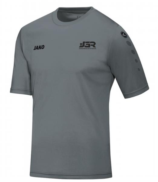 """""""JGR"""" Sportshirt Grau"""
