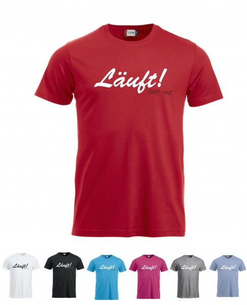 Bürgel Motiv T-Shirt (Läuft)