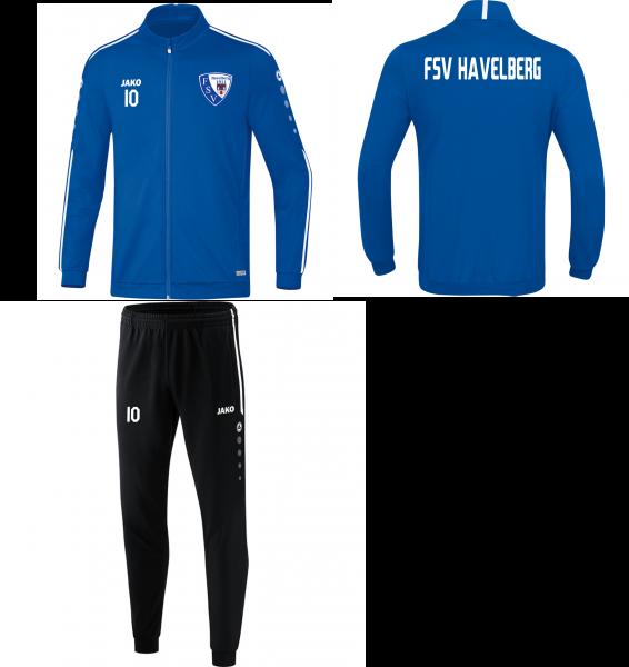 FSV Havelberg Polyesteranzug