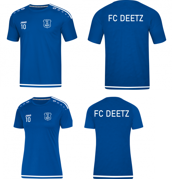 FC Deetz Shirt Striker 2.0 KA