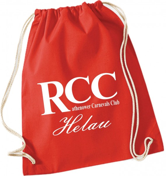 RCC Cotton Gymsack