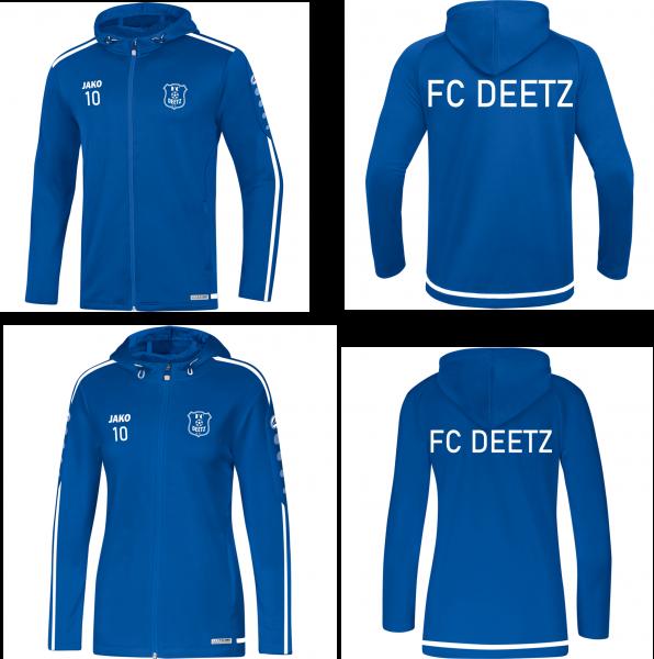 FC Deetz Kapuzenjacke Striker 2.0