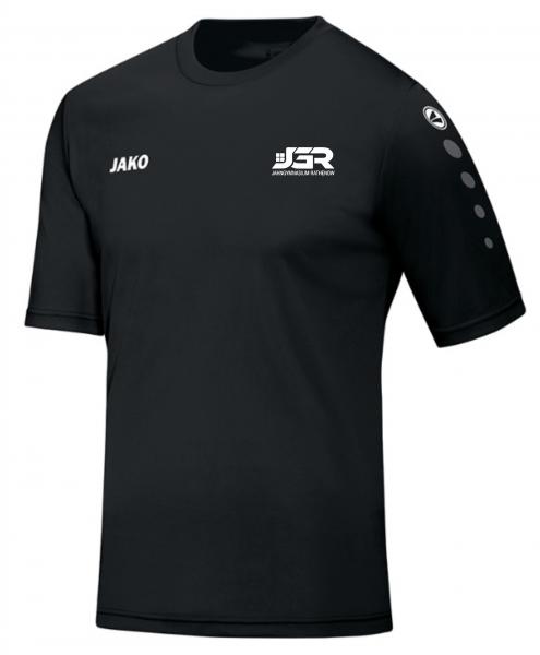 """""""JGR"""" Sportshirt Schwarz"""
