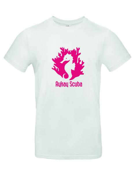 AyKay Scuba T-Shirt #E190 weiß