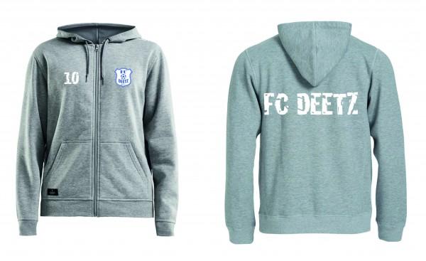 FC Deetz COMMUNITY FZ HOODIE