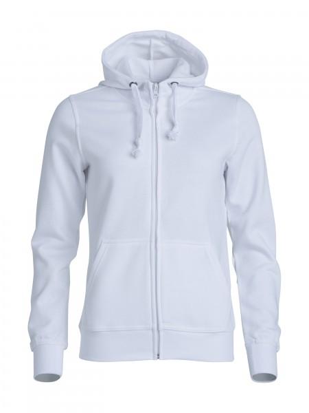 Clique Basic Hoody Full zip ladies
