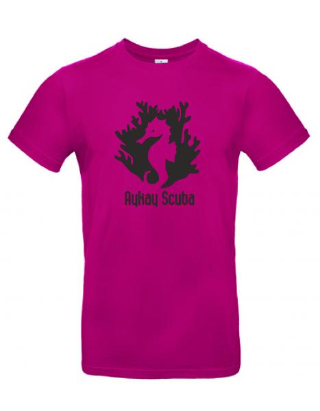 AyKay Scuba T-Shirt #E190 pink