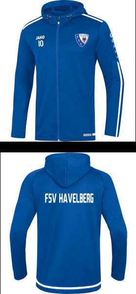 FSV Havelberg Kapuzenjacke Striker 2.0