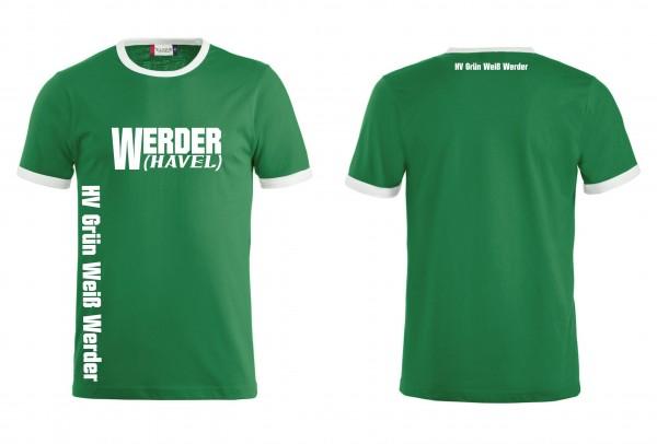 HV G-W Werder Fan T-Shirt (green)