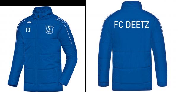 FC Deetz Coachjacke Classico