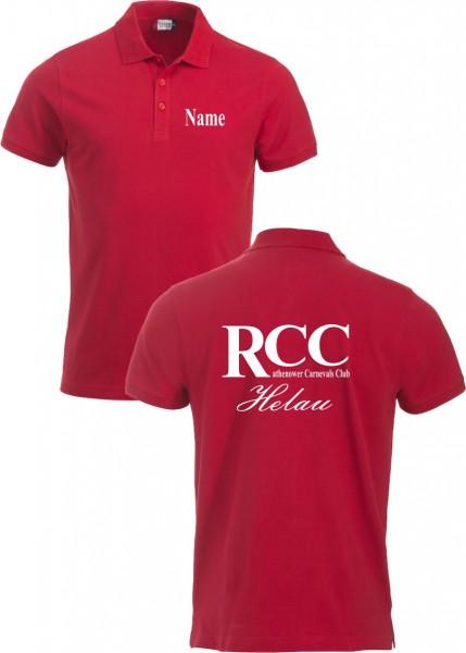 RCC Poloshirt inkl. Druck