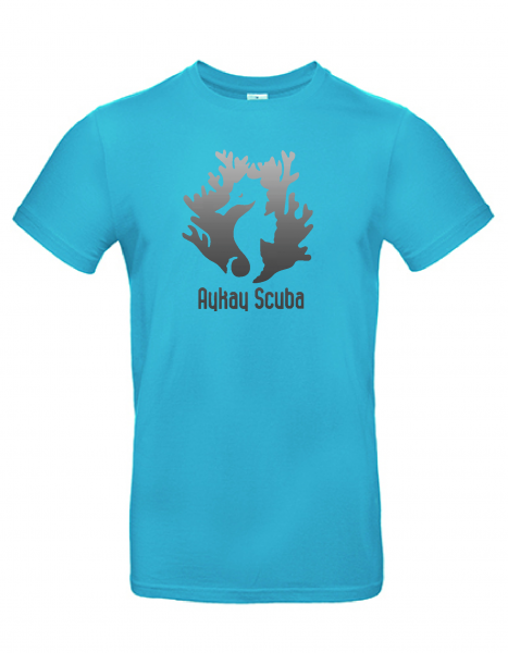 AyKay Scuba T-Shirt #E190 türkis