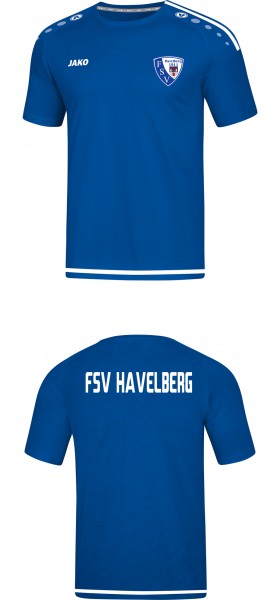 FSV Havelberg Shirt Striker 2.0 KA